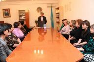 Торжественное собрание, посвященное 20-летию Независимости Казахстана